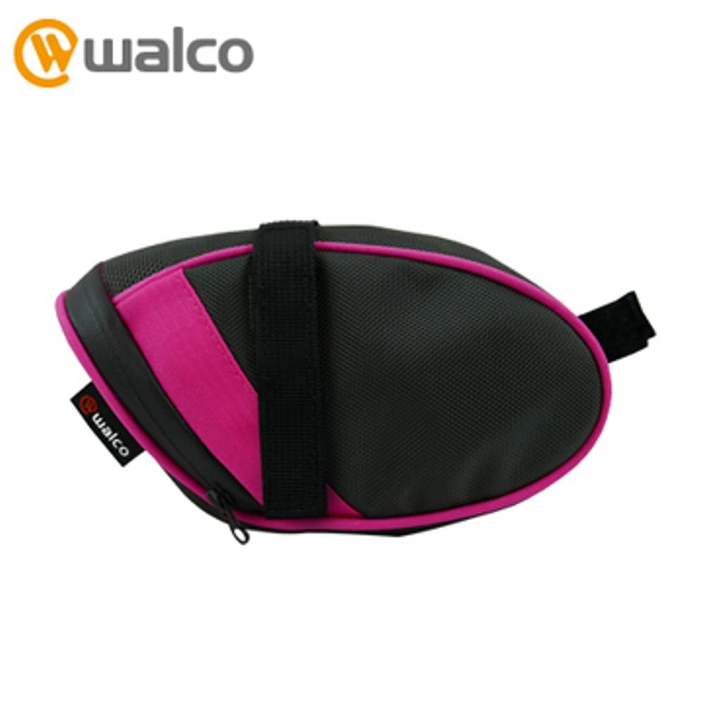 Walco 單車反光坐墊包-粉紅款