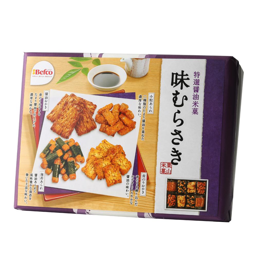 栗山米果 四重奏禮盒(244g)