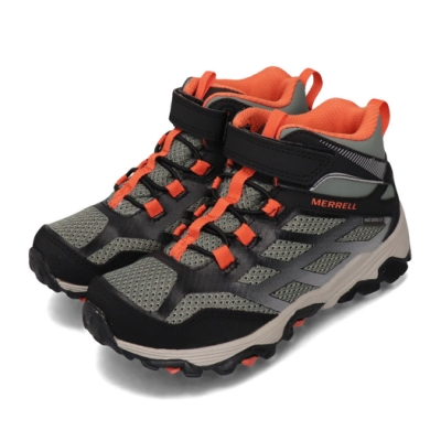 Merrell 戶外鞋 Moab FST 女鞋