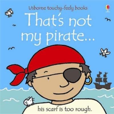 That s Not My Pirate 那不是我的小海盜觸摸書