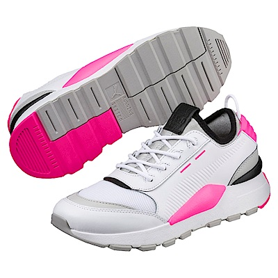 PUMA-RS-0 SOUND女復古慢跑鞋-白色