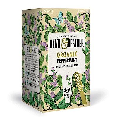 Heath & Heather 有機薄荷茶 (20入/盒)