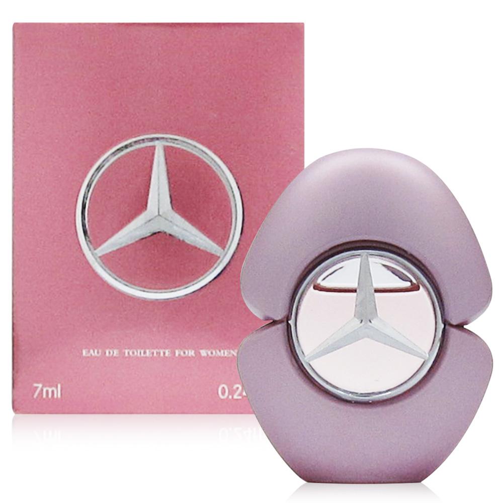 Mercedes Benz 賓士 爵色佳人女性淡香水 7ml