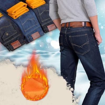 [限時搶] Incare 加倍保暖加絨顯瘦牛仔褲(大尺碼/3款可選)