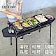 LIFECODE 黑武士大型烤肉架-二段高度(含烤盤+調料盤*2) product thumbnail 2