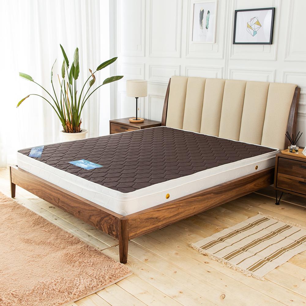 時尚屋 奧狄斯英式經典3尺單人獨立筒彈簧床墊