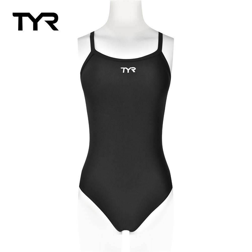 美國TYR Solid Diamondfit 修身款連身泳裝