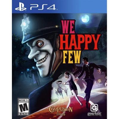 少數幸運兒 We Happy Few - PS4 英文美版