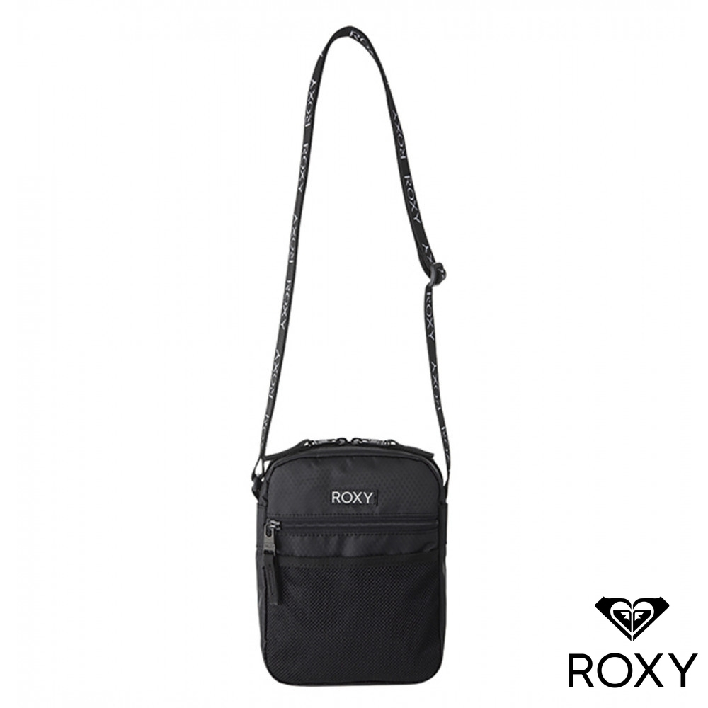 【ROXY】JUST FOR FUN 肩背包 黑