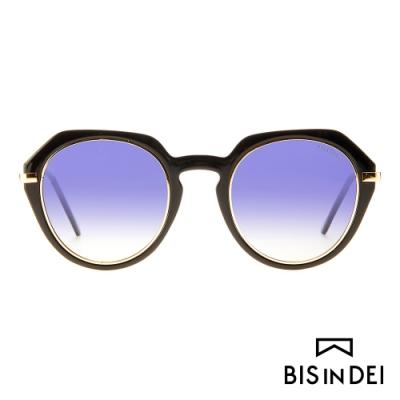 BIS IN DEI 八零年代風太陽眼鏡-黑