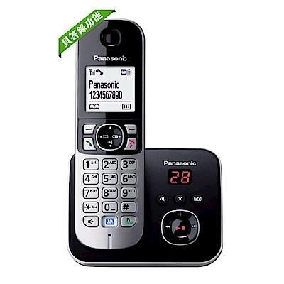 Panasonic KX-TG6821TW DECT數位答錄無線電話