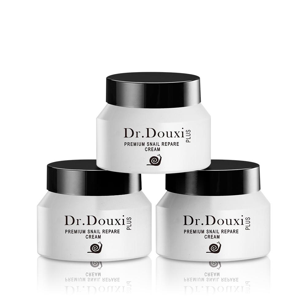 Dr.Douxi朵璽 頂級修護蝸牛霜 50g 3瓶入(團購組)