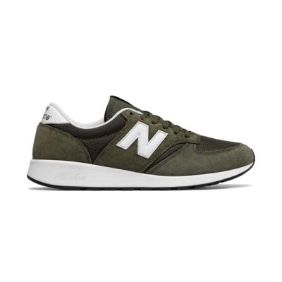 New Balance 復古鞋 MRL420SX 中性 綠色