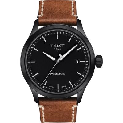 TISSOT天梭 GENT XL 機械手錶-43mm  T1164073605101
