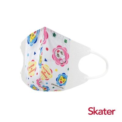 Skater立體兒童口罩-琪琪與巧虎(每包10入)