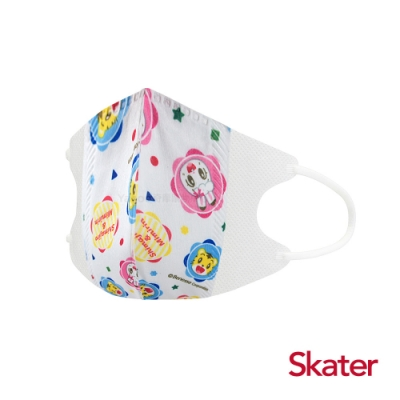 Skater兒童立體口罩-琪琪與巧虎(10入/包) 2包