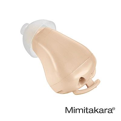 Mimitakara 清晰耳內型耳寶助聽器[輕、中度聽損適用][電池式設計]-6SY5