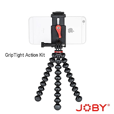 JOBY 金剛爪遙控運動套組 GripTight  Action Kit -JB62
