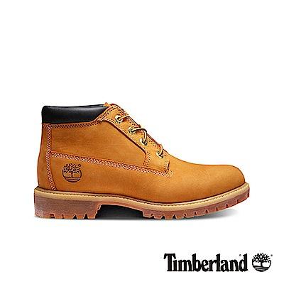 Timberland 男款經典中筒防水黃靴