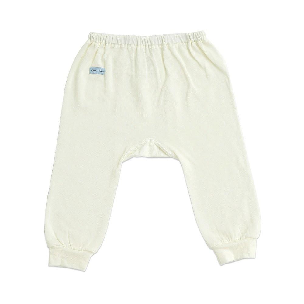 奇哥 甲殼素抗菌保暖布初生褲(3-9個月)