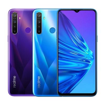 realme 5 (3G/32G) 6.5吋AI四鏡頭智慧手機