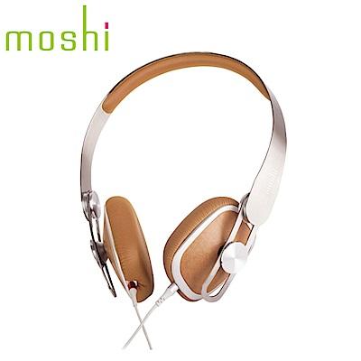 Moshi Avanti 耳罩式耳機(焦糖棕色)
