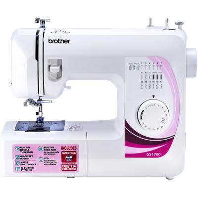 [福利品]日本brother GS-1700 實用型縫紉機