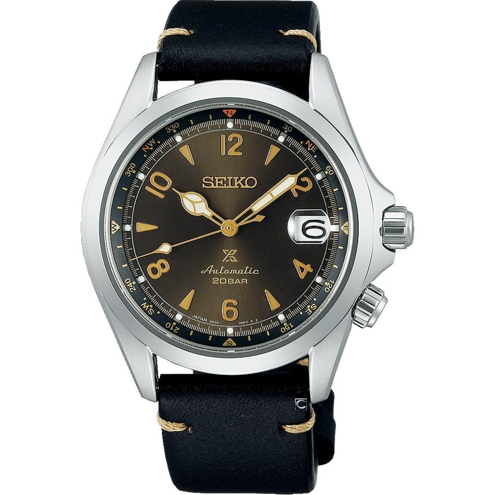 SEIKO 精工 PROSPEX 冒險王時尚機械錶(6R35-00E0Q)SPB209J1-39.5mm