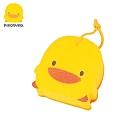 【任選】黃色小鴨《PiyoPiyo》造型雙層沐浴海綿