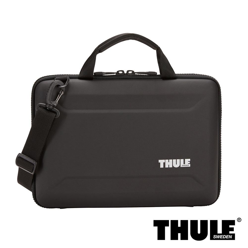 Thule Gauntlet MacBook Pro 13 吋硬式電腦側背包 - 黑色