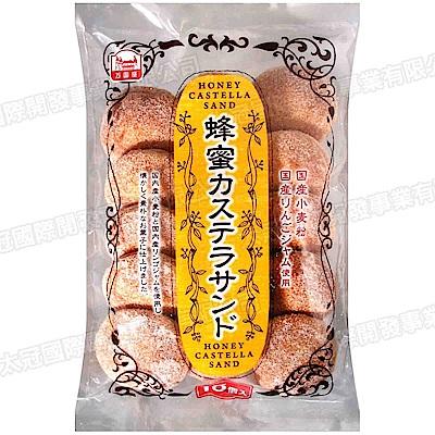万国屋 古早味蜂蜜夾心蛋糕(165g)