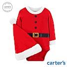 Carter's 聖誕老人造型包屁衣