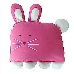 Milo&Gabby 動物好朋友-大枕頭套(LOLA兔兔)
