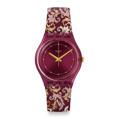 Swatch Knightliness 系列手錶 DAMASK 大馬士革 -34mm