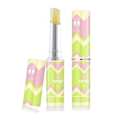 DHC 純橄欖護唇膏-Barbapapa 泡泡先生聯名限定款1.5gX2-多款可選[綠色Barbalala/紫色Barbabelle/粉紅色Barbapapa]