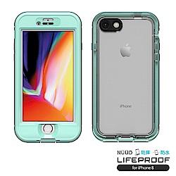 LIFEPROOF iPhone 8 專用 防水防雪防震防泥超強保護殼-簍空NUUD(綠)