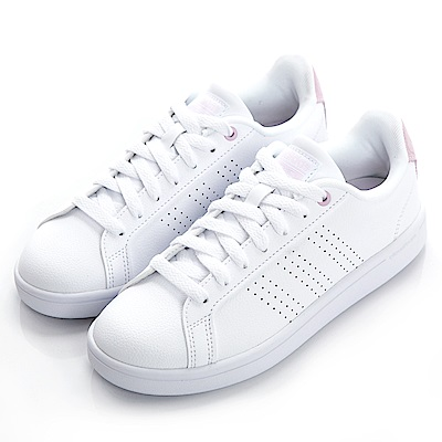 ADIDAS CF ADVANTAGE CL 女休閒鞋 DB0893 白