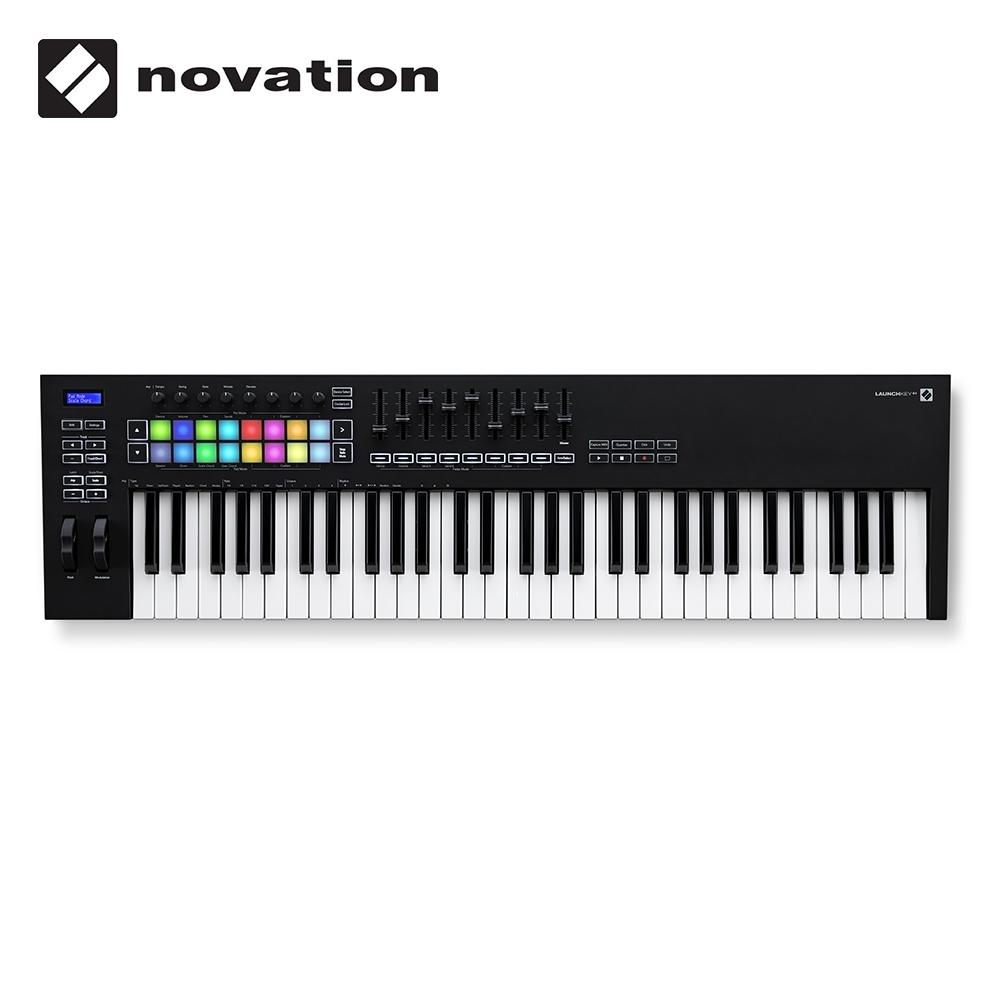 Novation Launchkey 61 MK3 控制鍵盤