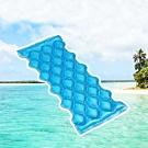索樂生活 水波浪 專利冷熱對流式水冷涼感墊M/可排水收納