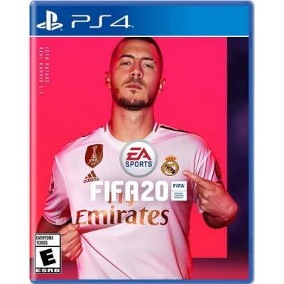 國際足盟大賽 FIFA20 -PS4中英文版