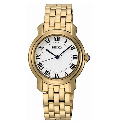 SEIKO 古典美人優雅時尚腕錶SPZ520P1/7N01-0GX0G