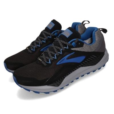 Brooks 慢跑鞋 Cascadia 14 GTX 男鞋