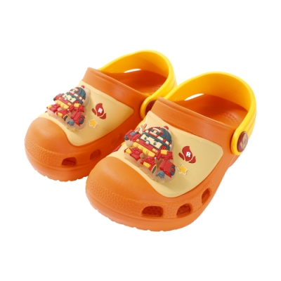 POLI正版羅伊款閃燈輕量休閒鞋 sa91038 魔法Baby
