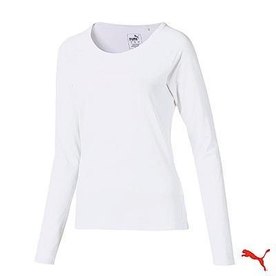 PUMA GOLF高爾夫系列打底衫女白577901 02