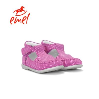 Emel 童鞋 藍碧嘉的畫筆-T字鞋