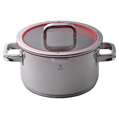 WMF Function 4 高身燉鍋 不鏽鋼 湯鍋 雙耳鍋 24cm 德國製造