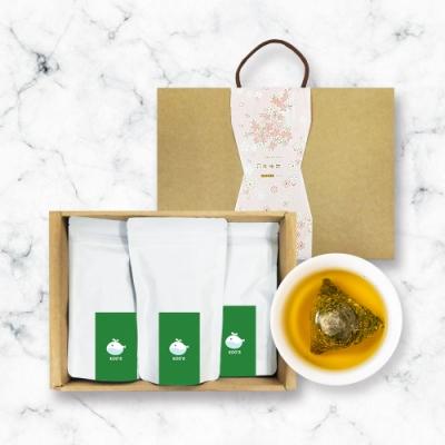 KOOS-香韻桂花烏龍茶-禮盒組1盒(3袋1盒)