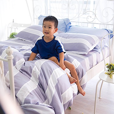 OLIVIA Samantha 加大雙人床包兩用被套四件組 300織天絲TM萊賽爾 台灣製