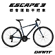 GIANT ESCAPE3 都會運動自行車 2022年式-深灰藍 product thumbnail 1