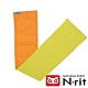 【N • rit 】ICEMATE雙面持續涼感快乾運動吸水巾(20X80CM)/NSC325橘/萊姆黃 product thumbnail 1